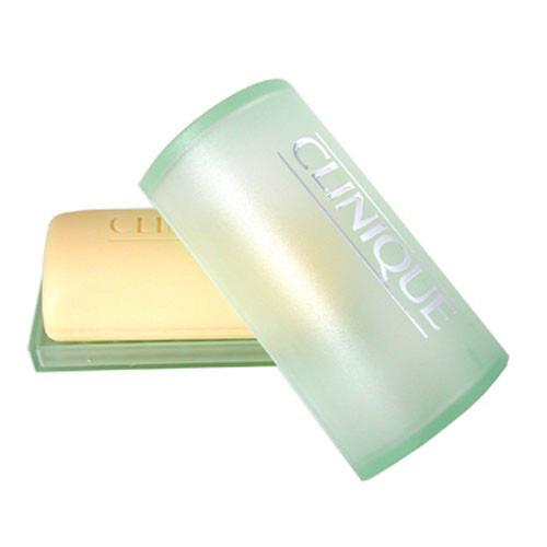 Čisticí mýdlo na obličej Clinique Pro suchou až smíšenou pleť, 100 g