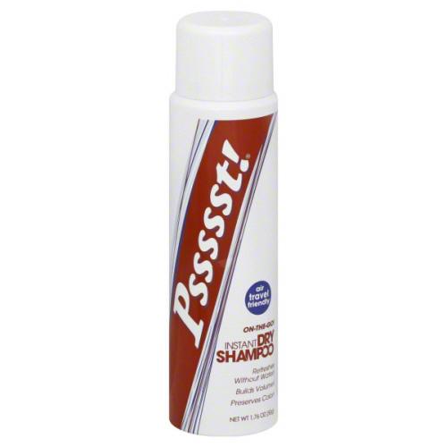 Suchý šampon Freeman Pssssst!, 50 ml