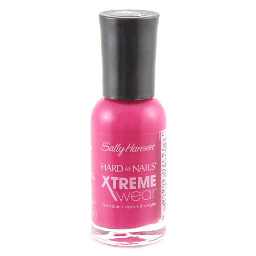 Lak na nehty Sally Hansen Odstín 320 Fuchsia Power, Hard As Nails Xtreme Wear, 11.8 ml