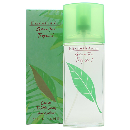 Toaletní voda  Elizabeth Arden Green Tea Tropical, 100 ml