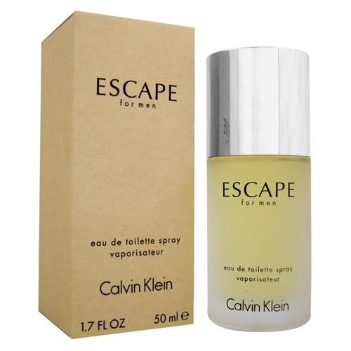 Fotografie Toaletní voda Calvin Klein Escape For Men, 50 ml