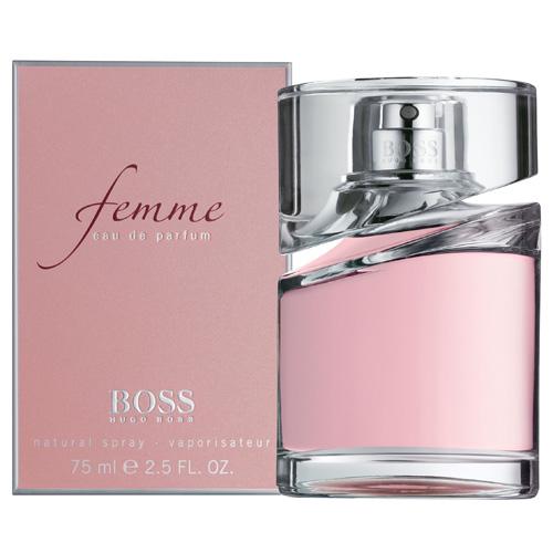 Parfémová voda Hugo Boss Boss Femme, 75 ml