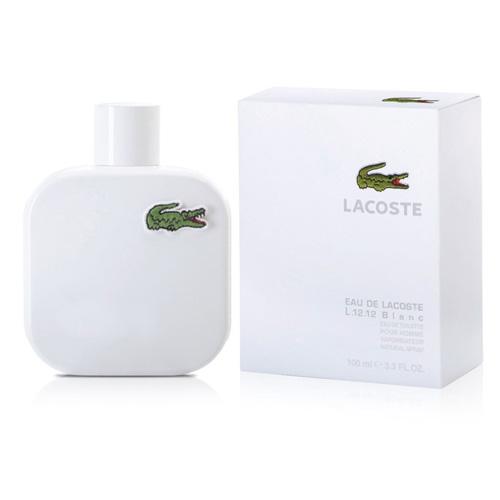 Toaletní voda Lacoste Eau De Lacoste L.12.12 Blanc, 100 ml