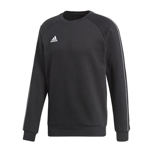 Adidas CORE18 SW TOP BLACK/WHITE | M SS18