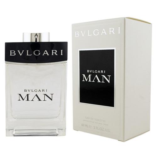 Toaletní voda Bvlgari Man, 60 ml