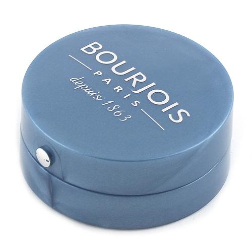 Fotografie Oční stíny Bourjois Mono oční stíny (Ombre A Paupieres) 1,5 g Odstín 02 Bleu Can