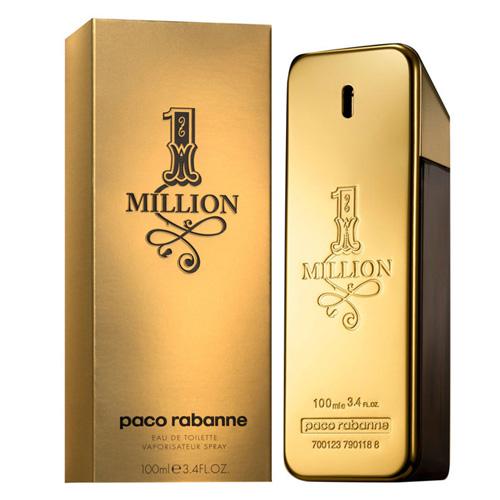 Toaletní voda Paco Rabanne 1 Million, 100 ml
