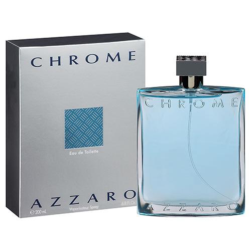 Azzaro Chrome - toaletní voda s rozprašovačem 200 ml