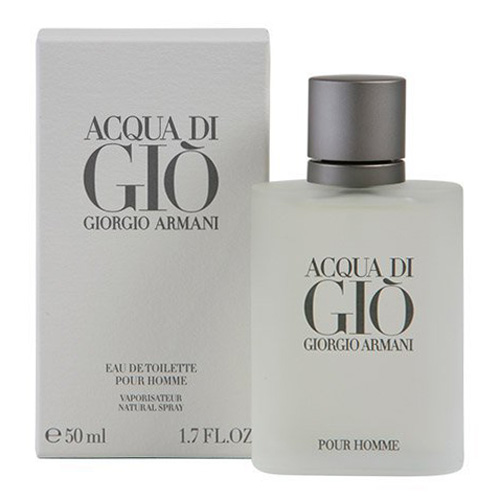 Toaletní voda pro muže Giorgio Armani Acqua Di Gio pour Homme, 50 ml