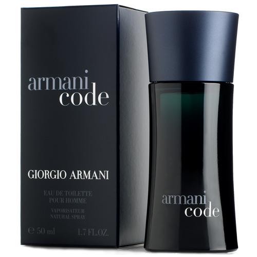 Toaletní voda Giorgio Armani Armani Code, 50 ml