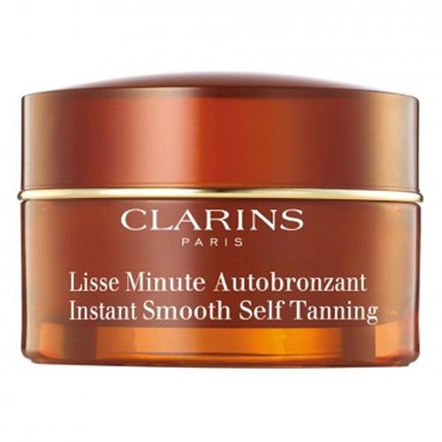 Samoopalovací pěna Clarins na obličej, 30 ml