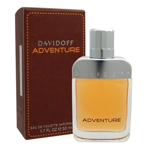 Davidoff Adventure - toaletní voda s rozprašovačem 50 ml