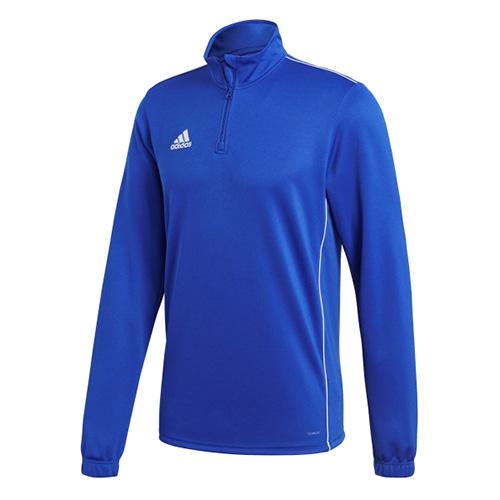 Adidas CORE18 TR TOP BOBLUE/WHITE | L SS18
