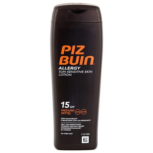 Opalovací mléko Piz Buin SPF 15, 200 ml