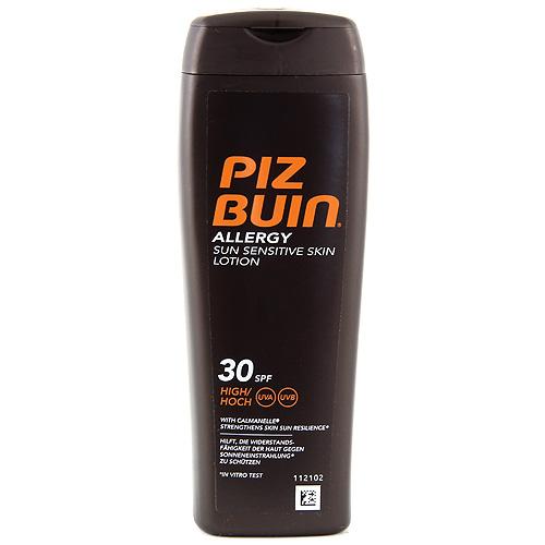 Opalovací mléko Piz Buin SPF 30, 200 ml