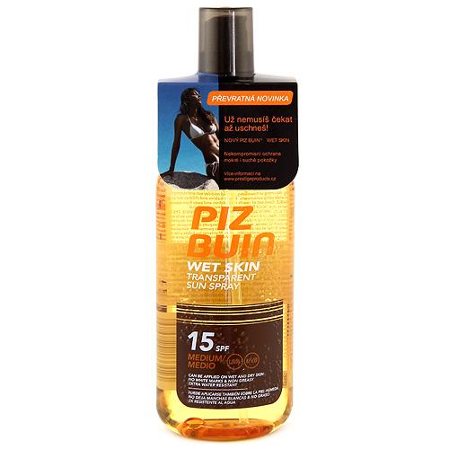 Sluneční sprej Piz Buin SPF 15, 150 ml