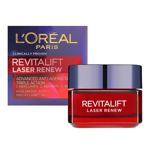 L'Oréal Paris Denní krém L´Oréal Paris Revitalift Laser Renew, 50 ml