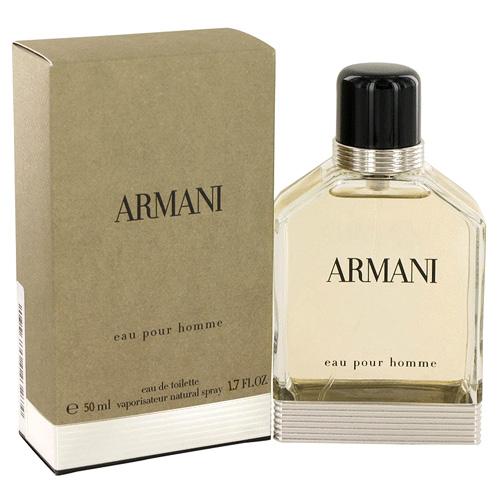 Toaletní voda pro muže Giorgio Armani Armani Eau Pour Homme, 50 ml