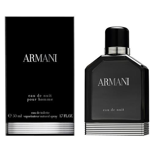 Toaletní voda pro muže Giorgio Armani Armani Eau de Nuit pour homme, 50 ml