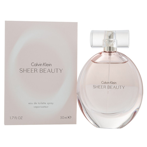Fotografie Toaletní voda Calvin Klein Sheer Beauty Essence, 50 ml