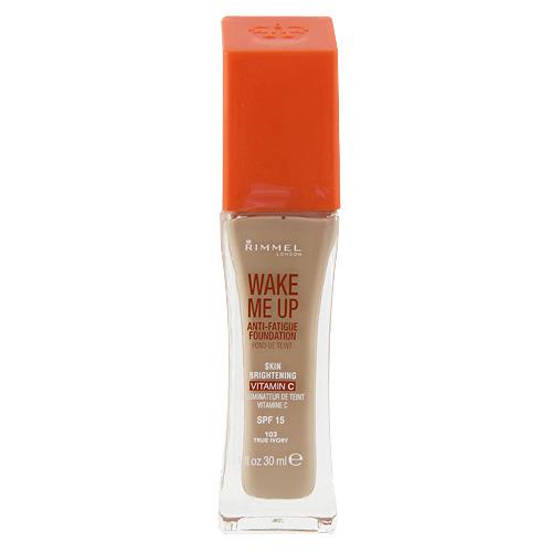 Make-up rozjasňující Rimmel London True Ivory, 30 ml