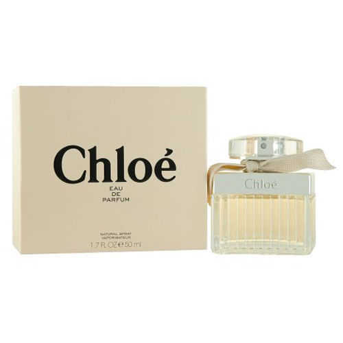 Fotografie Chloé - parfémová voda s rozprašovačem 50 ml