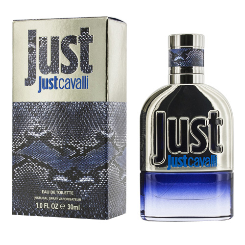 Toaletní voda Just Cavalli Just for Him, 30 ml