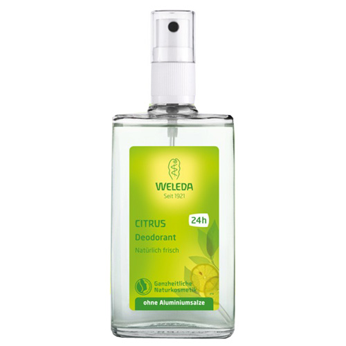 Deodorant Weleda Citrusový, 100 ml