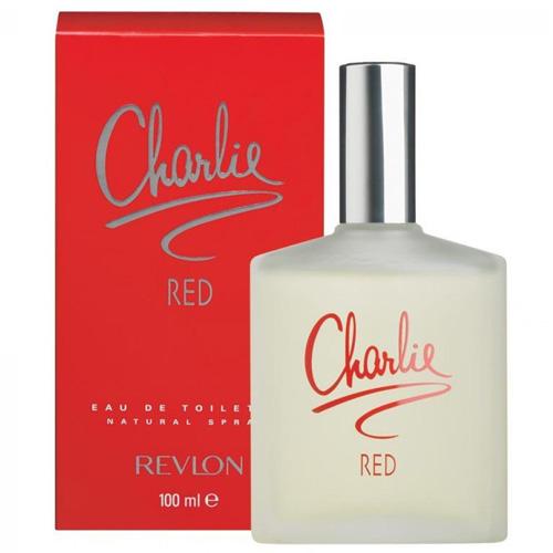 Toaletní voda Revlon Charlie Red, 100 ml