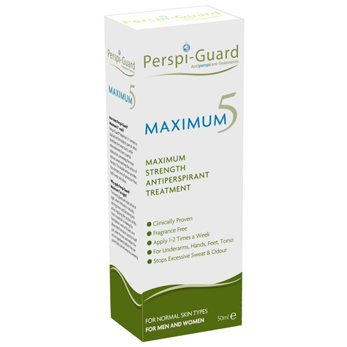 Antiperspirant ve spreji Perspi-Guard Obsah 50 ml