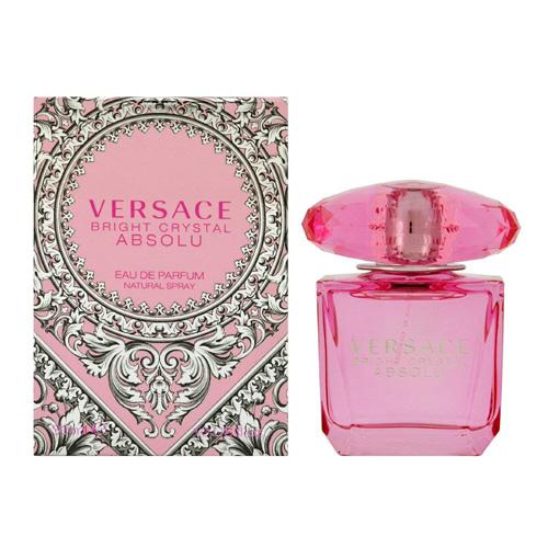 Versace Bright Crystal Absolu - parfémová voda s rozprašovačem 30 ml