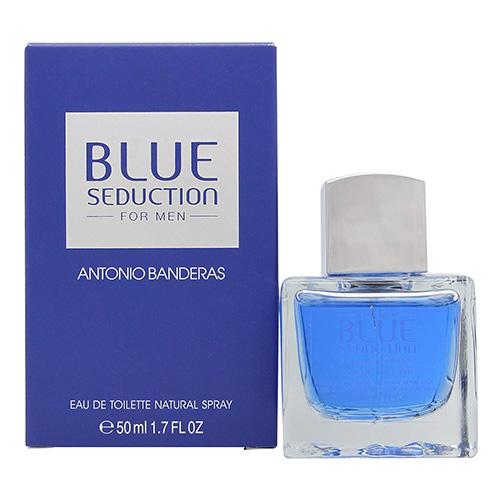 Antonio Banderas Blue Seduction For Men - toaletní voda s rozprašovačem 50 ml