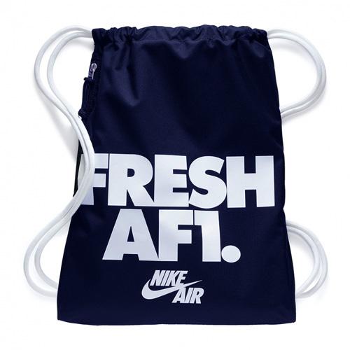 Nike NK HERITAGE GMSK 1 - GFX 30 | NSW OTHER SPORTS | ADULT UNISEX | GYM SACK | COASTAL BL