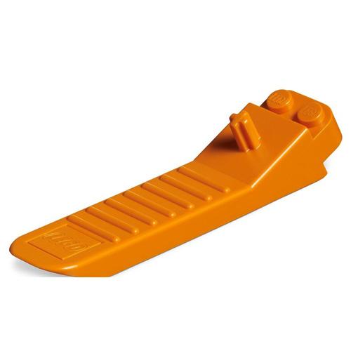 Oddělovač kostek LEGO Oranžový, 1 ks