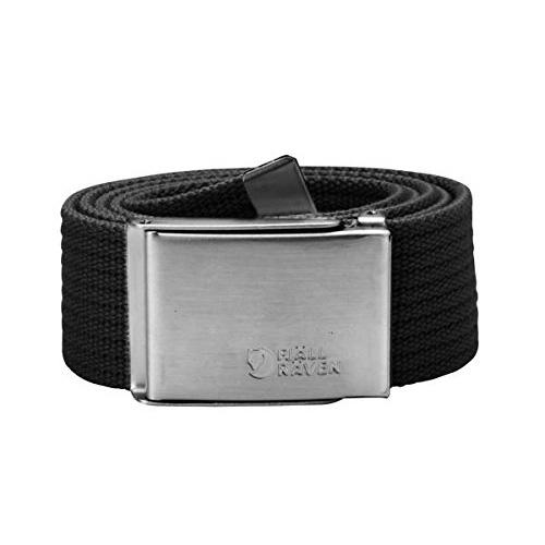 Fjällräven Merano Canvasbelt Black | 550 | One size