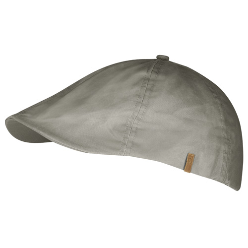 Fjällräven Övik Flat Cap Fog   21   XL