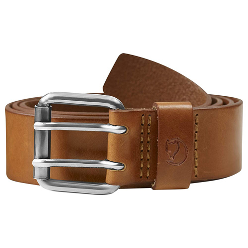 Fjällräven Singi Two-Pin Belt Leather Cognac | 249 | 95cm