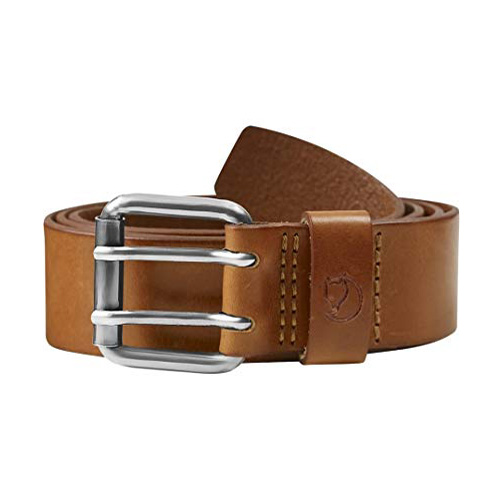 Fjällräven Singi Two-Pin Belt Leather Cognac | 249 | 85cm