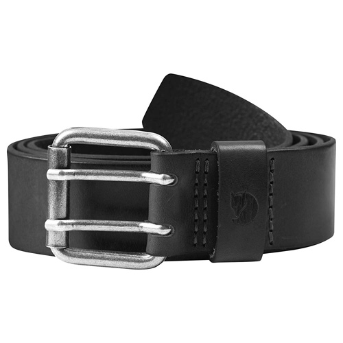 Fjällräven Singi Two-Pin Belt Black | 550 | 75cm
