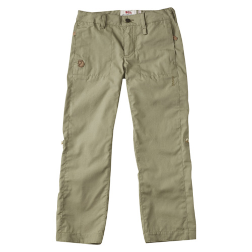 Fjällräven Kids Abisko Shade Trousers Savanna | 235 | 122