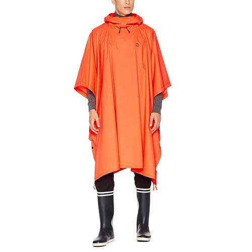 Fjällräven Poncho Safety Orange | 210 | One size