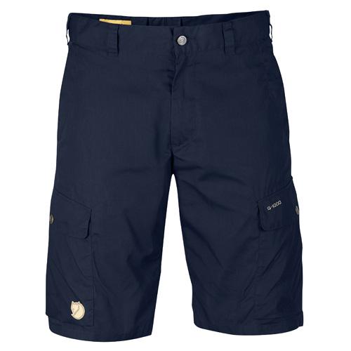 Fjällräven Ruaha Shorts Dark Navy | 555 | 56