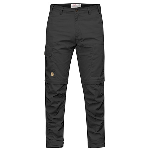 Fjällräven Karl Pro Zip-Off Trousers Dark Grey   30   52