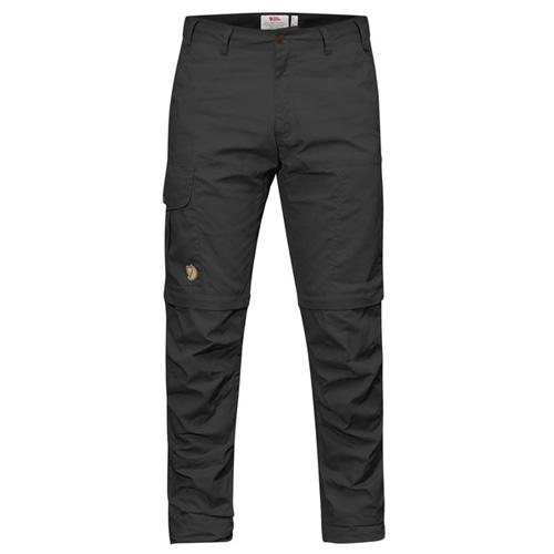 Fjällräven Karl Pro Zip-Off Trousers Dark Grey | 30 | 54