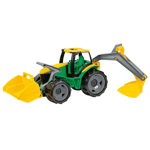 Fotografie Mini Compact traktor