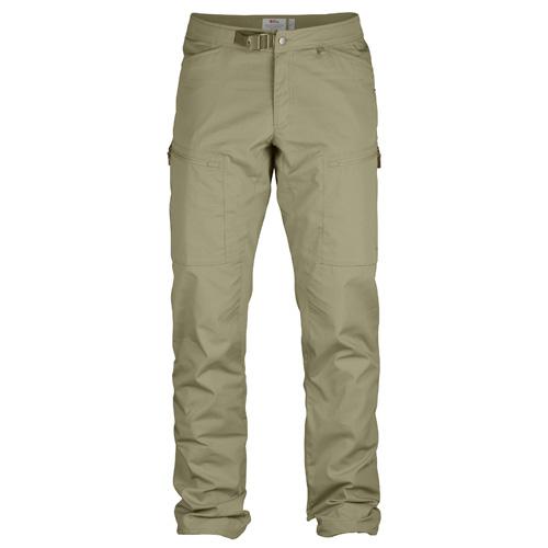 Fjällräven Abisko Shade Trousers Savanna | 235 | 48