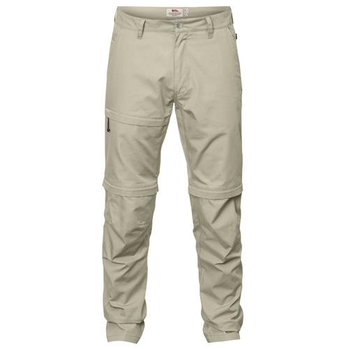 Fjällräven Traveller Zip-Off Trousers Limestone | 217 | 52