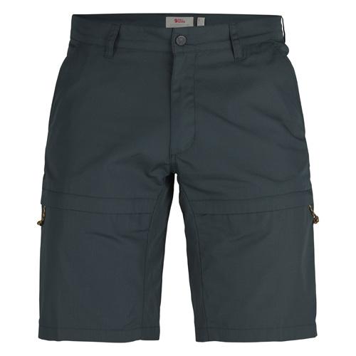 Fjällräven Travellers Shorts Dark Navy | 555 | 58