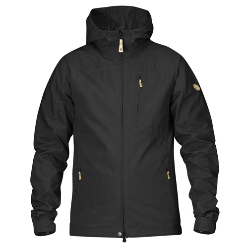 Fjällräven Sten Jacket Black | 550 | L