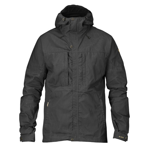 Fjällräven Skogsö Jacket Dark Grey | 30 | M